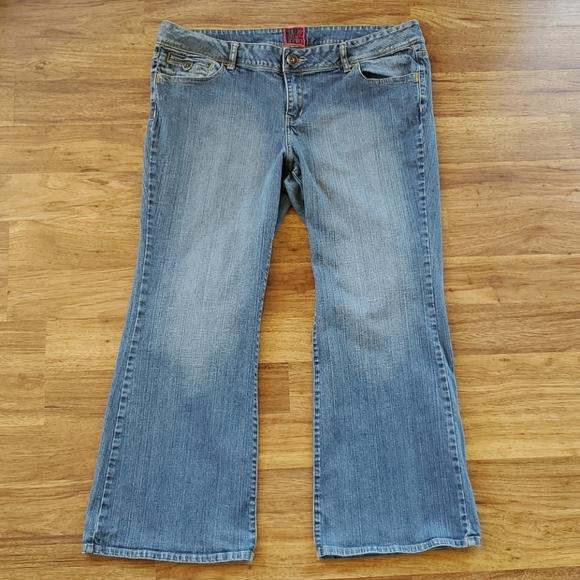Torrid Size 22 Bootcut Jeans